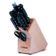 Dick D88080-00 Superior set noževa u drvenom stalku