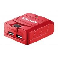 Einhell USB prijenosni adapter za PXC bateriju TE-CP 18 Li USB-Solo Power X-Change