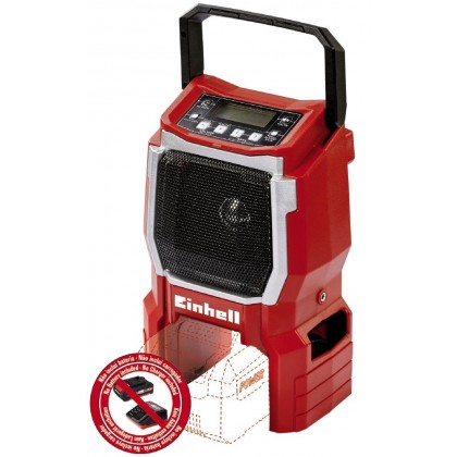 Einhell akumulatorski radio TE-CR 18 Li - Solo Power X-Change