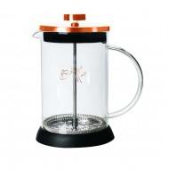 Aparat za čaj i kavu s poklopcem i klipom s filtrom BH-1498