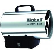 Einhell HGG 110/1 Niro, plinski grijač