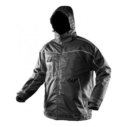 Zimska radna jakna s kapuljačom NEO 81-570