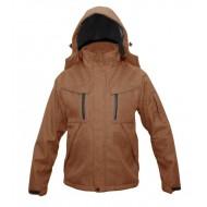 Softshell jakna smeđa WINSTON Getout FTG042