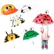 Veseli dječji kišobran