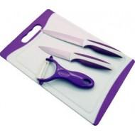 Set noževa s daskom za rezanje