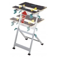 Master 600 - stezni i radni stol Wolfcraft W6182