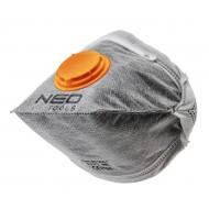 Maska s aktivnim ugljenom i ventilom
