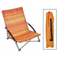 Sklopiva stolica/ležaljka za plažu