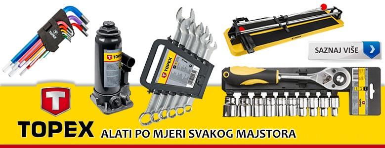 Topex ručni alati