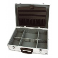 Kovčeg za alat aluminijski Mannesmann M214-1