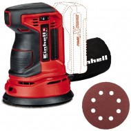 Einhell akumulatorska ekscentrična brusilica TE-RS 18 Li - Solo Power X-Change