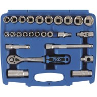 BGS set nasadnih ključeva 6-24 mm 3/8 26 dj. pro+ 2227
