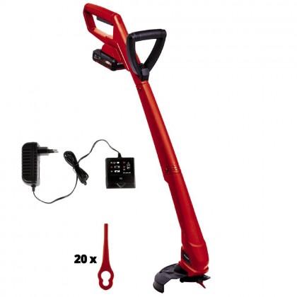 Einhell GC-CT 18/24 Li P Kit (1X1,5 Ah), aku trimer za travu u setu Power X-Change