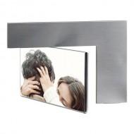 Okvir za slike ARC, za 2 fotografije 15x10 cm, okretni