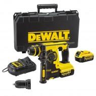 Bušeći čekić SDS-plus aku Dewalt DCH254M2, 18V, 4.0Ah