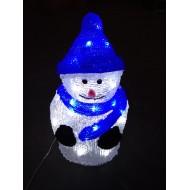 Svjetleća figura snjegović