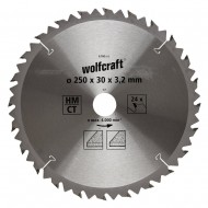 List KP 250 x 30 x 3,2 mm 24z Wolfcraft W6740