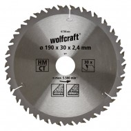 List KP 190x30x2,4mm 30z Wolfcraft W6736