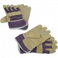 Radne rukavice Mannesmann M41702, svinjska koža, veličina 10, 2 para