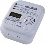 Detektor ugljičnog monoksida MAUER 096161 baterijski