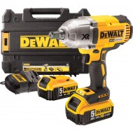 DeWalt aku udarni odvijač DCF899P2 Li-ion 2 x 18V 5,0 Ah