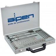 Alpen SDS-plus set svrdla i dlijetla 16-dijelni