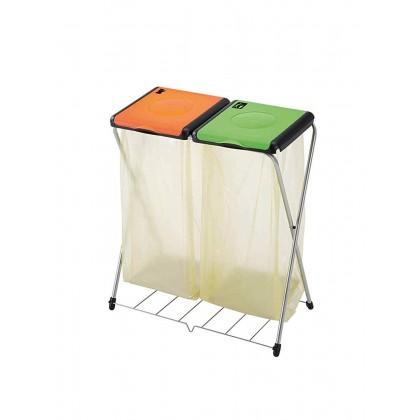 Stalak za vreće za smeće GIMI NATURE PLUS 2