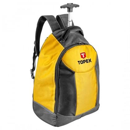 Ruksak za montere Topex 79R450 s kotačima