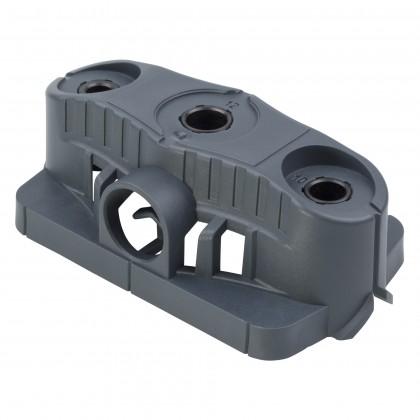 Wolfcraft W4686 mobilna pomoć pri bušenju za Forstner svrdla i cilindrična svrdla i za držače bit nastavaka