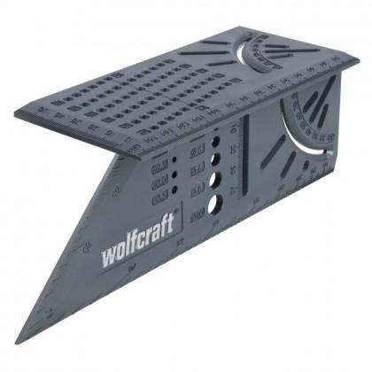 3 D kutnik Wolfcraft W5208