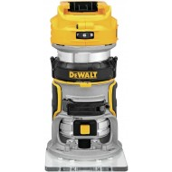 DeWalt DCW600N  aku glodalica 18V do 55mm Solo alat prihvat 8mm