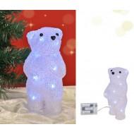 Dekorativni polarni medvjed