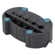 Accumobil - mobilna pomoć pri bušenju Wolfcraft W4685