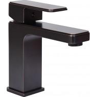 FALA T75814 miješalica za umivaonik RETRO BLACK 3