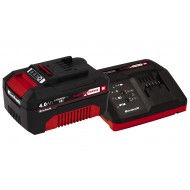 Einhell PXC Starter Kit 18V 4.0 Ah, punjač i baterija