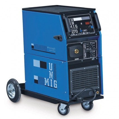 AWELCO aparat za varenje UNIMIG 270 - zavarivanje 270A - CO2