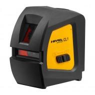 Nivel System Laserski nivelir CL1 15 m / CRVENE ZRAKE / 2 zrake + laserska točka + komplet sa stativom SJJ-M1, Magnetni držač