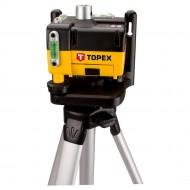 TOPEX rotacijski laserski nivelir 29C908
