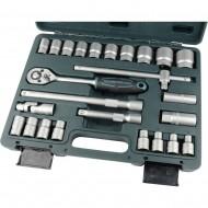 Nasadni ključevi 1/2 cola set 25 djelni Mannesmann M29080