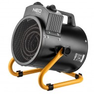 Električna grijalica kalorifer IPx4 2-5 kW NEO 90-067/90-068/90-069