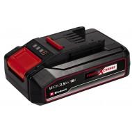 Einhell PXC 18V 2,5 Ah, baterija
