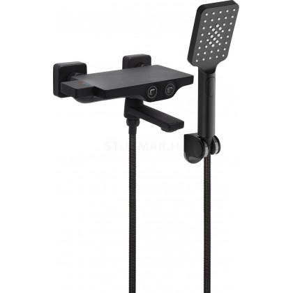 Fala T75888 Noir 2 slavina termostatska za kadu crna