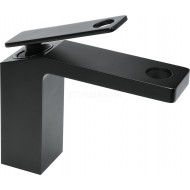 Fala T75880 Noir 1 slavina za umivaonik crna
