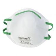 20 maski FFP1 (CE) za finu prašinu Wolfcraft W4832