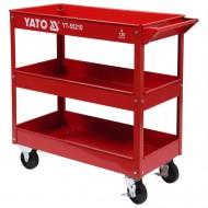 Yato TYT-55210 Kolica za alat otvorena 3 ladice 795 x 790 x 370 mm