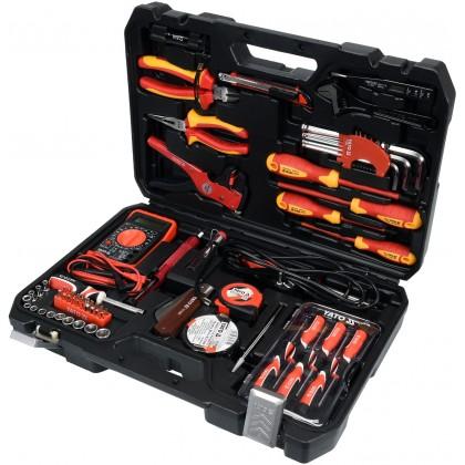 Yato TYT-39009 - set alata za električare - 68 dijelni