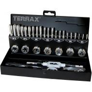 RUKO A245013 Set nareznica i ureznica Terrax 3-12mm, 31 dijelni