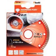 AGGRESSO-FLEX DIAMOND rezna ploča, 115x1.2mm