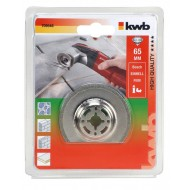 KWB Multi-tool dijamantni kružni nastavak za pločice i fuge, 65 mm