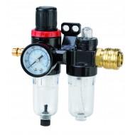 Kombinirani filter za održavanje R 1/4'' ulje/voda